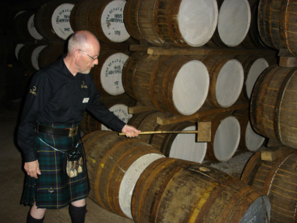 Friends of the Quaich Whisky Tasting