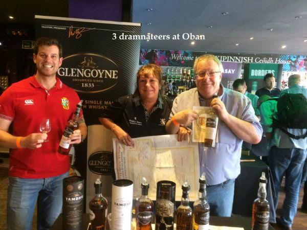 Oban Whisky Festival 2017