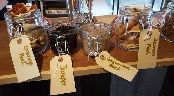 Botanist Gin Tour at Bruichladdie Distillery