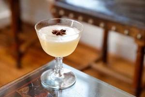 Cocktails available at the Ardbeg Distillery on Islay