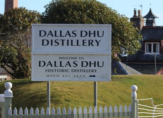 Dallas Dhu Distillery cum musuem in Speyside