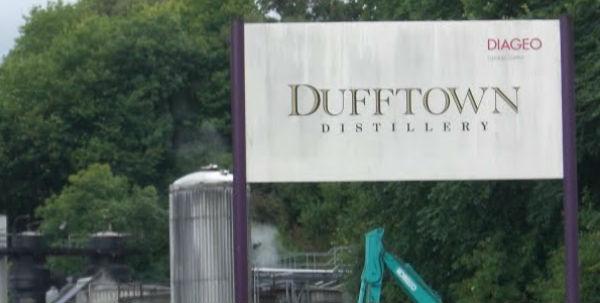 Dufftown Distillery, Speyside