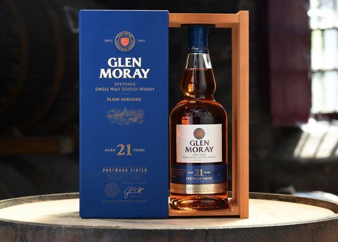 Glen Moray 21 Year Old Portwood Finish