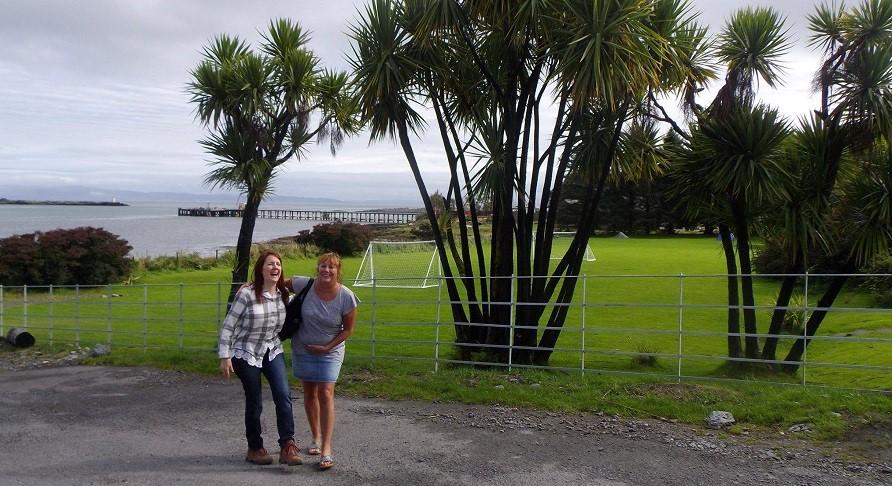 Having fun on the isle of Jura
