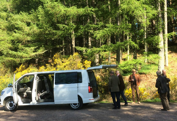 Ingvar Ronde's whisky tour