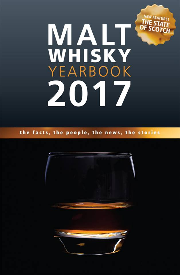 The Malt Whisky Yearbook by Ingvar Ronde