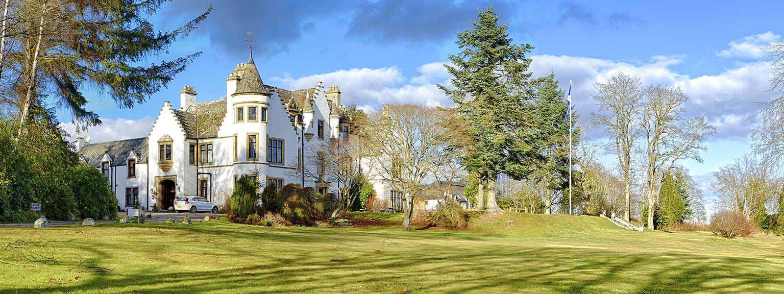 Kincraig Castle Hotel Scotland