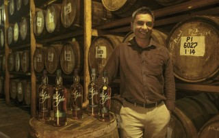 Paul John Distillery Goa - Michael D'Souza