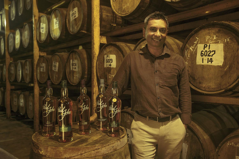 Michael John D'souza – Paul John Distillery, Goa, India