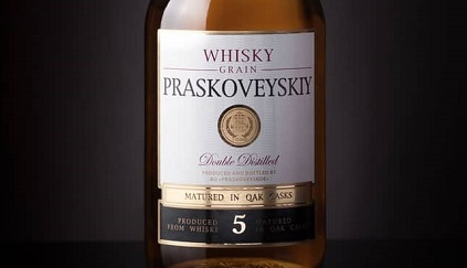 Russian whisky