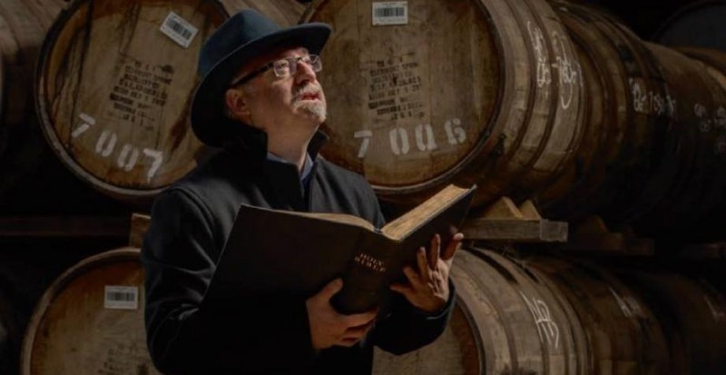 Vic Cameron, preacher and whisky expert