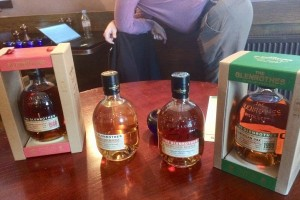 Whisky Dinner drams