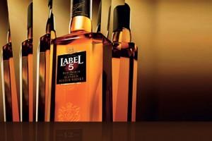 black bush irish whisky with a problem cork
