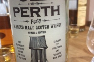 old perth peaty whisky from M&M Perth