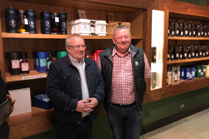 paul and andrew symington, owner of edradour distillery
