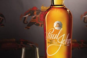paul john single cask peated whisky