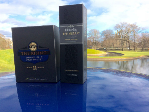 Tullibardine and six nations rugby weekend