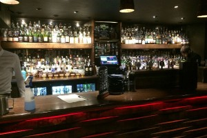 uquabae whisky bar in Edinburgh over 400 whiskies