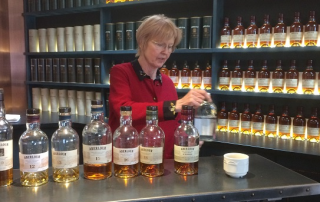 Ann Miller introduces us to Aberlour whiskies