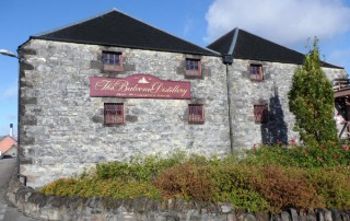 Balvenie Distillery, always a great tour here