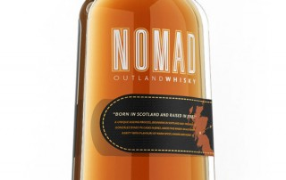 Nomad a grand whisky started in Scotland then goes to Spain