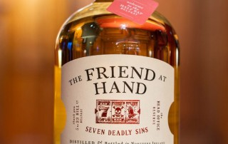 Seven deadly sins whisky
