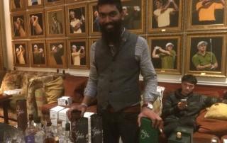 Shilton from Paul John Distillery at St Andrews