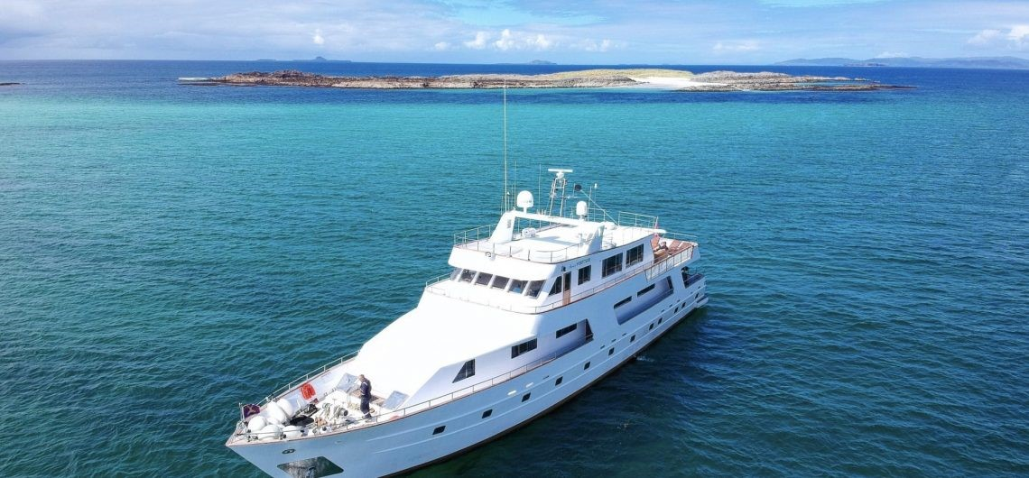Our best ever VIP whisky cruise
