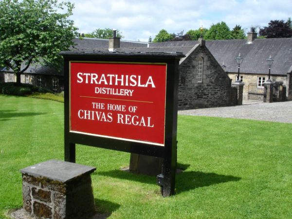 Strathisla Distillery, Keith, Speyside