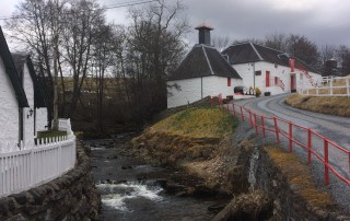 Edradour Distillery new expansion