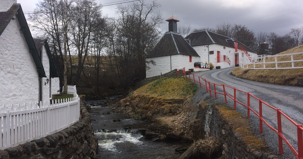 Edradour Distillery Expansion